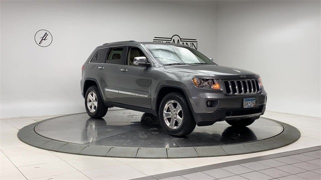 Used 2012 Jeep Grand Cherokee Limited with VIN 1C4RJFBG1CC262338 for sale in Bloomington, Minnesota