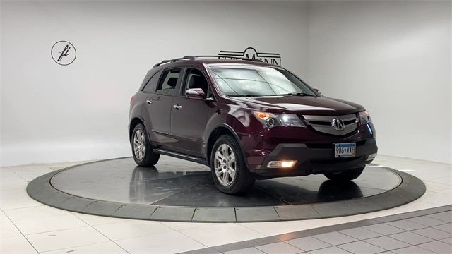 Used 2009 Acura MDX Technology Package with VIN 2HNYD286X9H523279 for sale in Bloomington, Minnesota