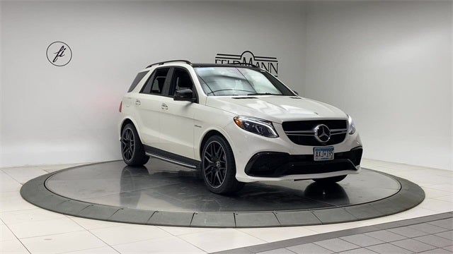 Certified 2018 Mercedes-Benz GLE-Class AMG® GLE63 with VIN 4JGDA7EB0JB118441 for sale in Bloomington, Minnesota