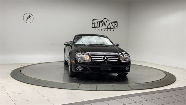 Used 2007 Mercedes-Benz SL-Class SL550 with VIN WDBSK71F87F123422 for sale in Bloomington, Minnesota