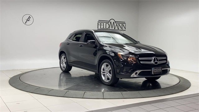 Certified 2016 Mercedes-Benz GLA-Class GLA250 with VIN WDCTG4GB0GJ213813 for sale in Bloomington, Minnesota