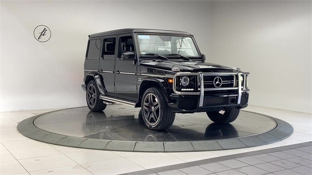 Certified 2018 Mercedes-Benz G-Class AMG® G63 with VIN WDCYC7DH1JX292196 for sale in Bloomington, Minnesota