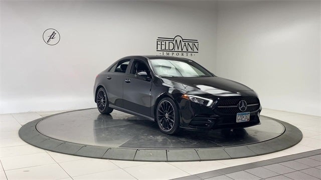 Certified 2019 Mercedes-Benz A-Class A220 with VIN WDD3G4FB8KW007583 for sale in Bloomington, Minnesota