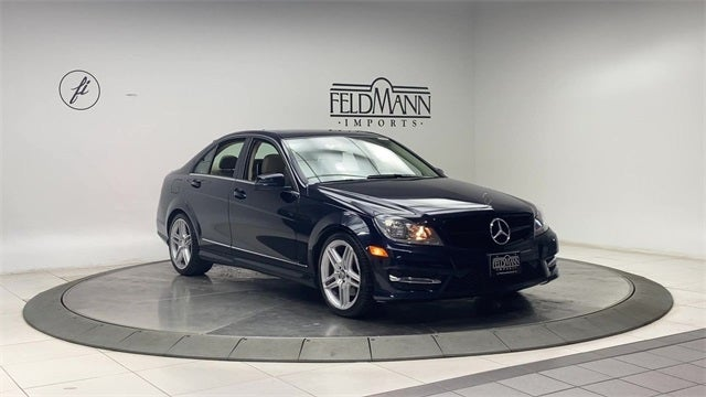 Used 2013 Mercedes-Benz C-Class C300 Sport with VIN WDDGF8AB2DR283147 for sale in Bloomington, Minnesota
