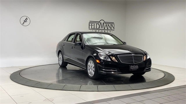 Used 2013 Mercedes-Benz E-Class E350 Luxury with VIN WDDHF8JB3DA734542 for sale in Bloomington, Minnesota
