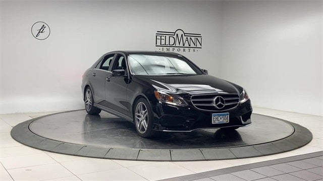 Used 2015 Mercedes-Benz E-Class E350 Sport with VIN WDDHF8JB5FB116782 for sale in Bloomington, Minnesota