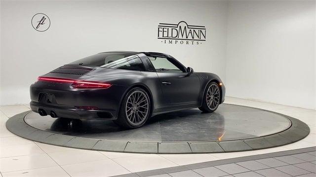 2018 Porsche 911 S