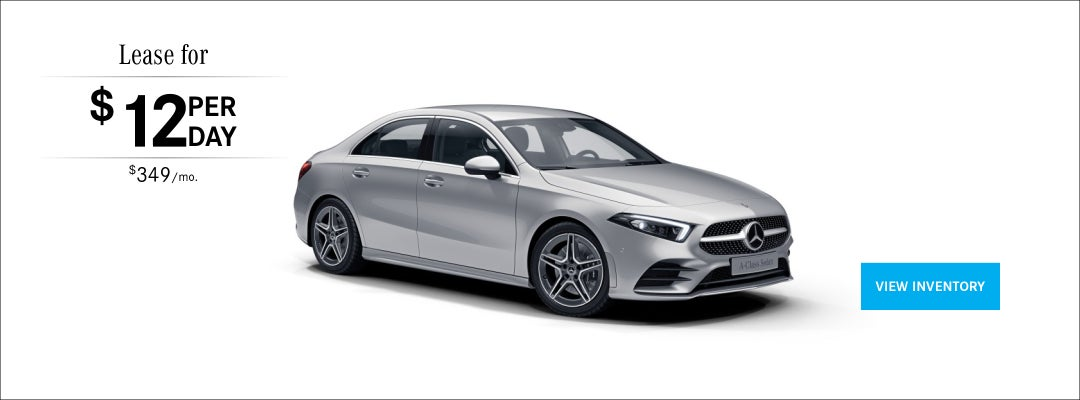 Mercedes Lease Offers >> Lease Specials